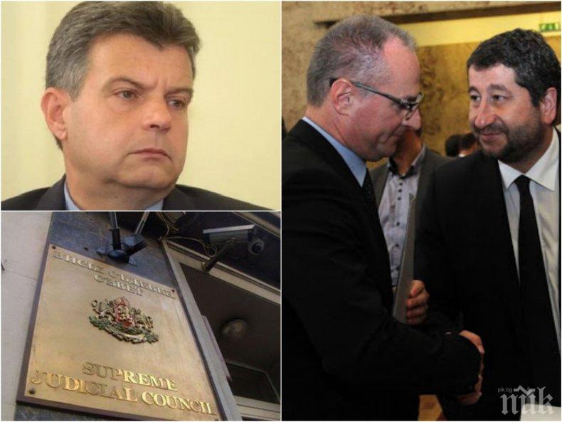 Членът на ВСС Боян Новански проговори пред ПИК за манипулацията с делата - каква е ролята на Христо Иванов, кой има достъп до пробитата система и защо досега не е проверена