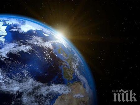 УЧЕНИ СЕНЗАЦИОННО: Коронавирусът променя движението на Земята