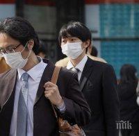 япония рекорден брой заразени covid