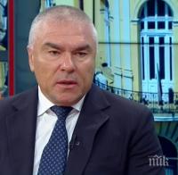Веселин Марешки с остра критика за президента: Радев си направи политическо харакири