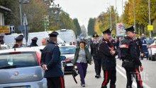Срещу коронавируса: Италиански карабинери ще разнасят пенсиите