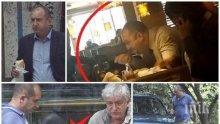 САМО В ПИК: Радев в паника за рейтинга си, самопокани се в БТВ при Хекимян