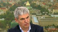 Пламен Димитров за безработицата и икономическата криза заради коронавируса: Мерките на правителството са добри