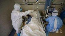 25% от заразените с коронавирус румънци са здравни служители