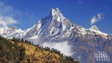 ЧУДЕСАТА НА ПАНДЕМИЯТА: За първия път от десетилетия Хималаите се виждат от Индия