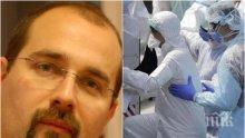 НЯМА МЯСТО ЗА ПАНИКА: Инженер в Техническия университет изчисли какво ще се случи в България при най-лошия сценарий с разпространението на коронавируса (ДОКУМЕНТ)