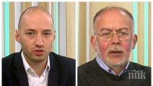 ЕДИНОДУШНО: Анализатори разбиха популизма на Румен Радев и на депутатите: Играта на грешки е безумие - сега е време за баланс, вадете томахавките после
