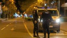 Цяла Сърбия с полицейски час заради коронавируса