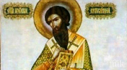 почит честваме свети георги митилински верен изповедник православната вяра