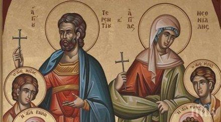 празник почитаме страданието един уникален светец заслужил