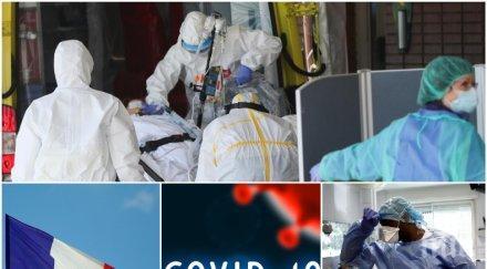ПРОБИВ! Франция започва лечение на болни от COVID-19 с плазма от вирусоносители