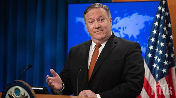 САЩ са предложили хуманитарна помощ на Иран и Венецуела в рамките на борбата с коронавируса