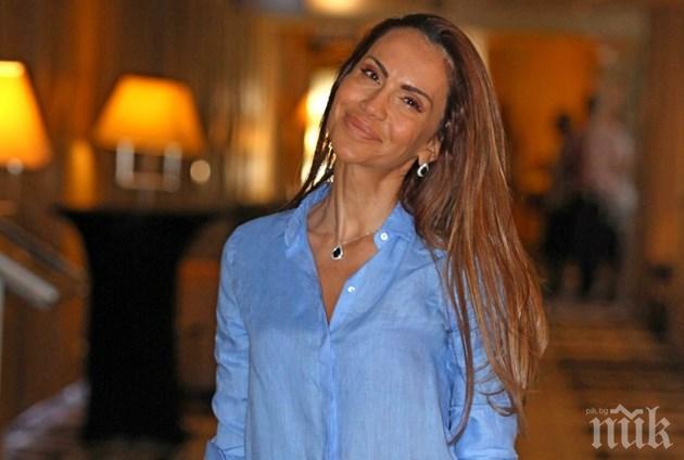 Ивайла Бакалова нарушава карантината заради готови манджички