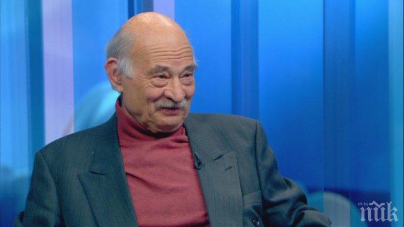 ТЪЖНА ВЕСТ: Почина големият актьор Вълчо Камарашев