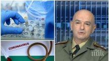 Генерал Мутафчийски с най-нови разкрития - ще има затягане на мерките по Великден! (ОБНОВЕНА)