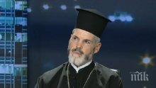 Митрополит Антоний: След кризата ще станем по-добри. Няма да има безконтролно струпване на хора пред храмовете на Великден