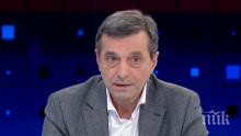 Димитър Манолов с нова идея: Парите 60 на 40 от държавата да влизат директно в сметките на работниците