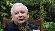 Полските власти отбелязаха 10-годишнината от смъртта на президента Качински с нови критики към Москва