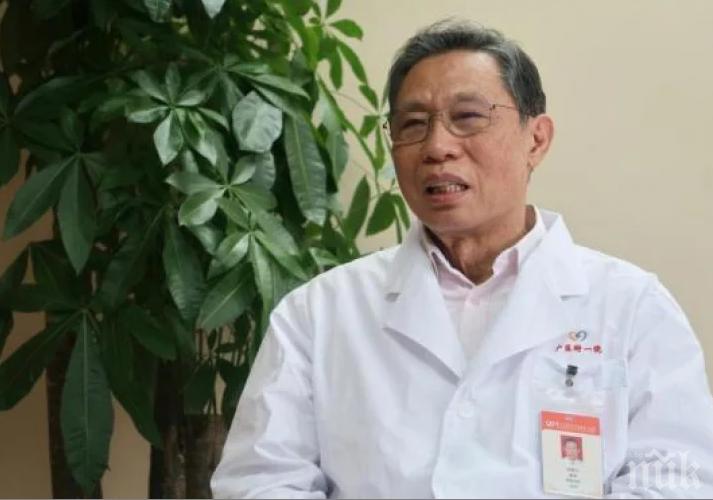 Китайски вирусолог разкри тайната как да се справим с COVID-19