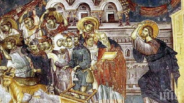 ВЯРАТА: Този светец претърпял страшни страдания заради Христос