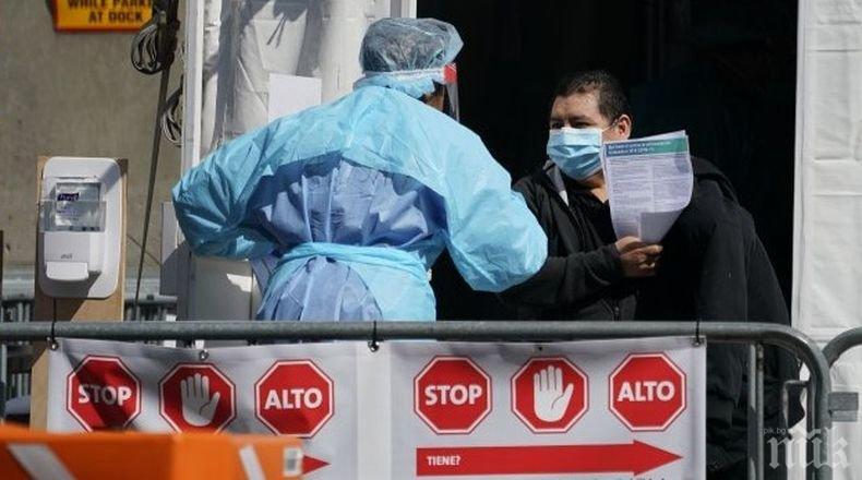ПАНДЕМИЯТА В САЩ И СВЕТА: Хладилни камери пълни с трупове, Америка първенец по починали от коронавирус (ВИДЕО 18 +)