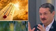 НЕКА ДА Е ЛЯТО: Топ климатологът Георги Рачев с прогноза за юни, юли и август