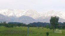 ЧУДО: За първи път от 30 години - от Индия видяха Хималаите
