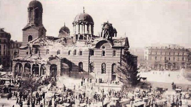 """ПИК ПРЕДЛАГА: Паметник на жертвите от """"Света Неделя"""" на новия площад около храма!"""