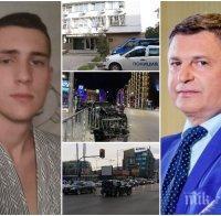 САМО В ПИК TV! Ето какво се случва със задържания убиец на Милен Цветков в столичното 4 РПУ (ВИДЕО/ОБНОВЕНА)