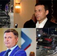 РАЗКРИТИЕ НА ПИК: Убиецът на Милен Цветков се казва Кристиан Николов - колата е собственост на съдружничка на Миню Стайков от