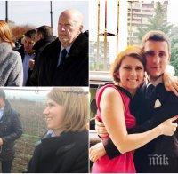 САМО В ПИК: Майката на убиеца на Милен Цветков е разследвана с алкохолния бос Миню Стайков (СНИМКИ)