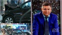 ИЗВЪНРЕДНО В ПИК: Спешна помощ с първи подробности за катастрофата с Милен Цветков - медиците пристигнали за 5 минути, заварили журналиста в кома и обезобразен!