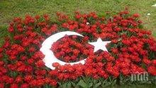 Турция вече е страната с най-много заразени извън Европа и САЩ