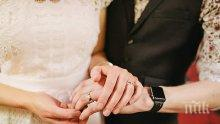 Изгубен венчален пръстен бе открит след 3 години