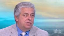 Директорът на НИМХ: Ще има пренос на въздушни маси на 22 април, но това няма да повиши радиацията у нас