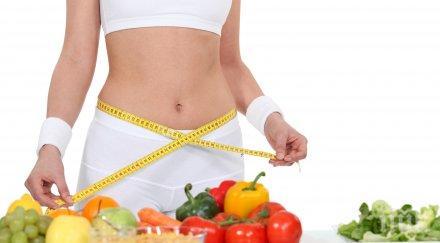 задържим килограмите диета