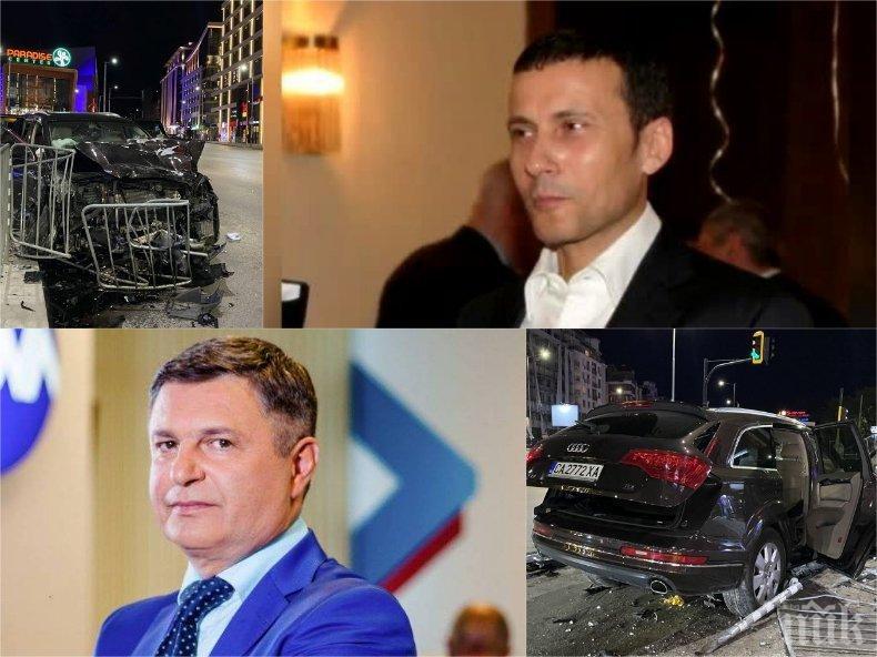 РАЗКРИТИЕ НА ПИК: Убиецът на Милен Цветков се казва Кристиан Николов - колата е собственост на съдружничка на Миню Стайков от Винпром Карнобат