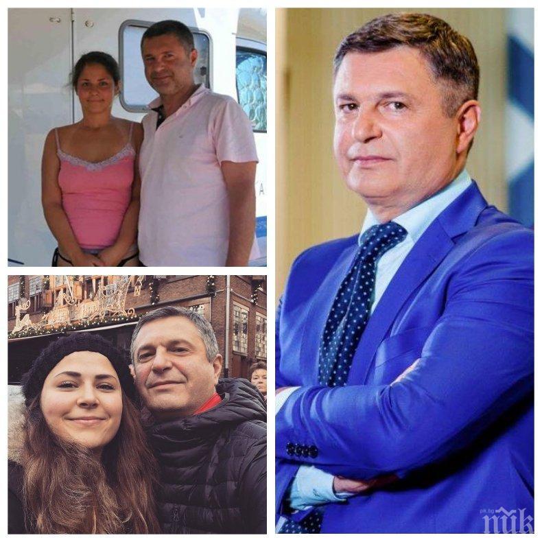 ЗАРАДИ ДРОГИРАНОТО МАМИНО СИНЧЕ: Милен Цветков не доживя да зърне булка жената, която най-много обичаше - ето кое момиче журналистът обожаваше до сетния си дъх (СНИМКИ)