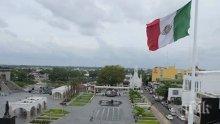 Нови 1 043 заразени и 113 жертви на коронавируса в Мексико за денонощие