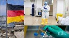 Рекорден срив в Германия заради COVID-19