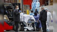 Половината от починалите от коронавирус в Европа са в домове за социална грижа