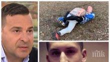 САМО В ПИК: Арестуван за побоя над Слави Ангелов ММА боец участвал в уговорени боеве с биячи от вражеска агитка (БРУТАЛНО ВИДЕО 18+)