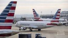 Американските авиокомпании са получили досега държавна помощ за 12,4 млрд. долара заради коронавируса