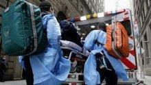 2 139 са жертвите на коронавируса за последното денонощие в САЩ