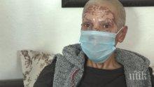 РАЗТЪРСВАЩА СЛУЧКА: Дъщеря влезе в горяща къща, за да спаси болния си баща