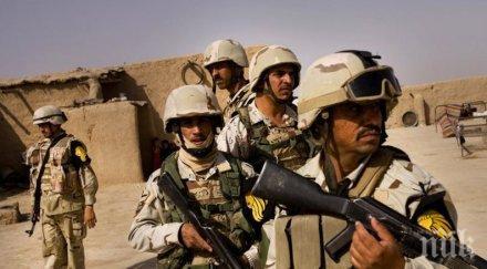 сащ ирак обсъждат график пълното изтегляне американските войски
