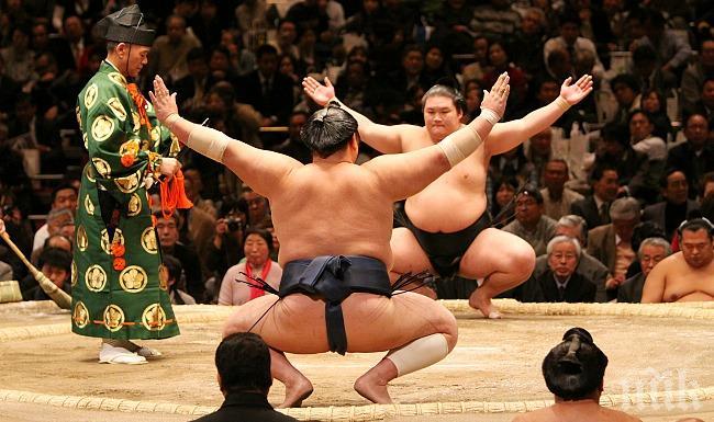 Заразените сумисти в Япония станаха петима
