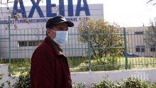 Случаите на коронавирус в Гърция достигнаха 2 534