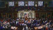 Камарата на представителите в САЩ подновява работа от 4 май