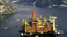 Норвегия намалява добива си на петрол до края на годината